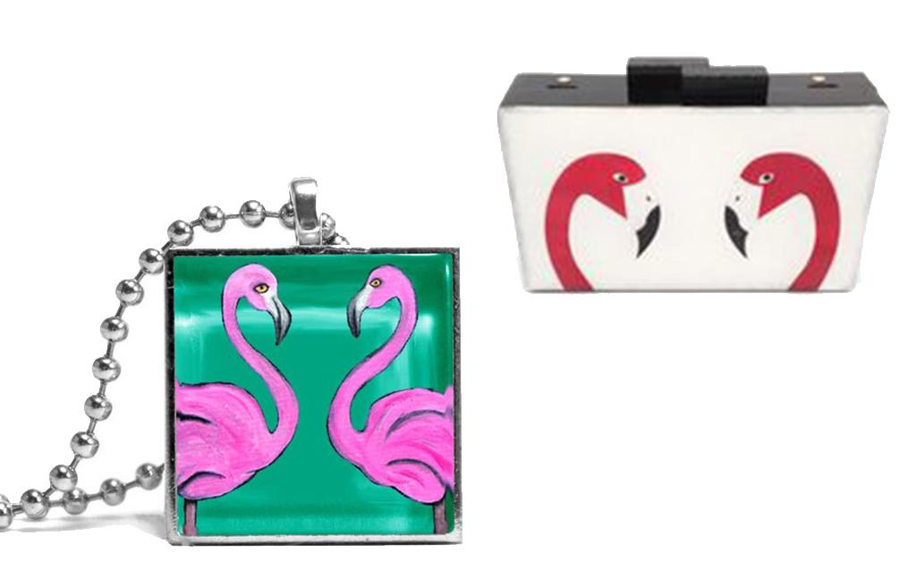 flamingo acessories 3
