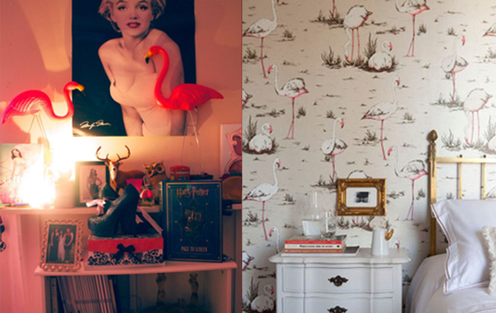 flamingo decor 3