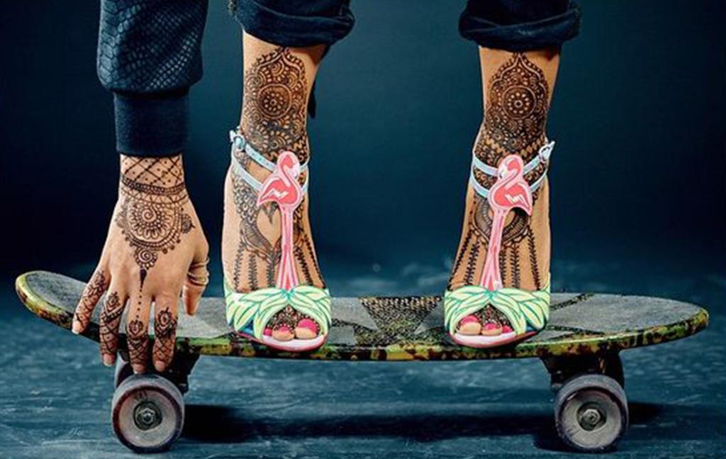 flamingo shoes 5
